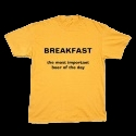 BREAKFAST, the most important beer of the day shirt